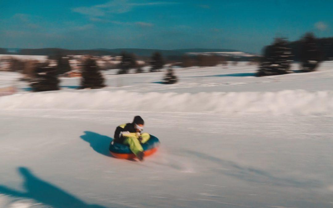 Snowtubing Siegmundsburg